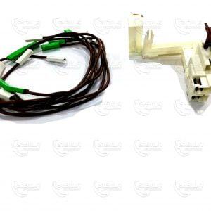 Pulsador secadora Whirlpool 481227618309