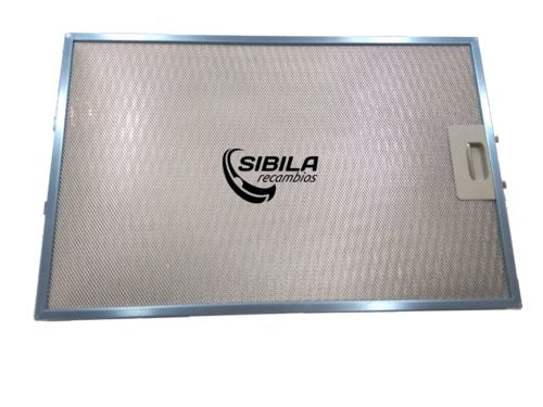 filtro campana PANDO ORPAN 307X468 CON MARCO FCA